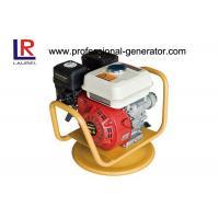 China compresor vibratorio de la placa de la gasolina 5.5HP/de la gasolina con el eje de la manguera del vibrador on sale
