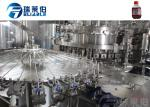 Sparking Water / Gas Beverage Carbonated Drink Filling Machine Full Automatic