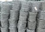BTO-14 iron /stainless steel  white galvanized concertina razor wire suppliers