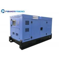 China Three - Phase Diesel Power Generator With Rated Power Of 64KW And 80KVA on sale