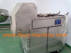 China Frozen Meat Block Cutter on sale