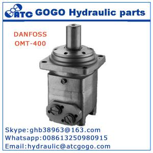 China OMT / BMT 400 hydraulic drive wheel motor to replace eaton danfoss hydraulic motor, on sale