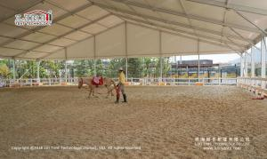 China Large Horse Event Tent for Longines Masters Horse Racing Games on sale