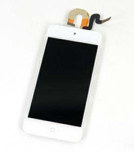 China Original Quality LCD Display Touch Screen For Apple Ipod Touch 5, Ipod Spares Parts on sale
