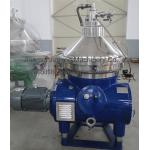 China High Speed Disc Oil Separator / Centrifuge Separator For Vegetable Oils And Fats Refining wholesale