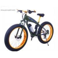 China Light Weight 26 Inch 48v 500w MTB Electric Bikes on sale