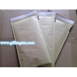 China brown kraft bubble envelope on sale