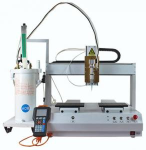 China XHL-D3312600 three Axis glue dispenser machine 3axis 2600ml fluid glue dispensing machine on sale