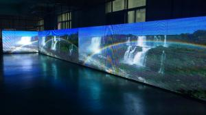 China Commercial Outdoor LED Display Panels , HD Advertising LED Display Board on sale