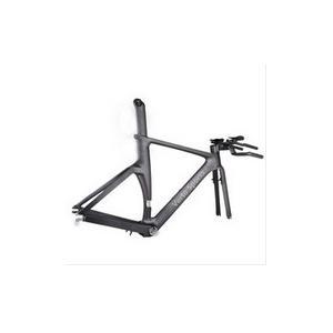 Quality Competition Carbon Fiber Track Frameset , Monocoque Carbon Frame HT-FM126 for sale
