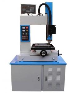China Blue and Withte EDM Small Hole Drilling Machine D703/D703A  200*300mm /the aperture 0.3-3.0mm on sale