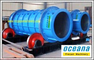 China Centrifugal Spinning Concrete Pipe making Machine for Water Drainage pipe on sale