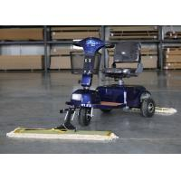 Dycon Patent Product Electrical Car Floor Cleaning Machine For Dry