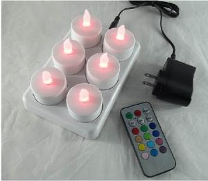 China LED Candles with Remote Control on sale