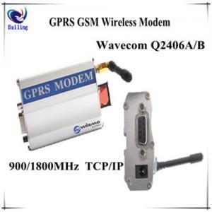 China RS232 GPRS modem wavecom module Q2406 on sale