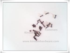 China Cross recessed flat head eletrical small screw special fasteners on sale