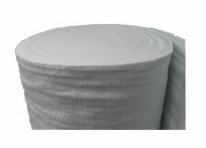 China Thermo Resistant Insulation Ceramic Fiber Industrial Thermal Insulation Blanket 128kg/M3 on sale