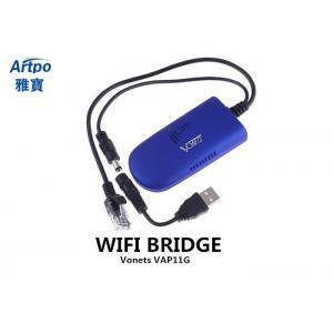 China High Definition Satellite Receiver DVB Accessories VAP 11G WIFI Bridge with RJ45 Interface on sale