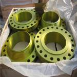Standard DIN28403 Forged Steel Flanges KF ISO CF Material 1.4301 1.4305 1.4307 1.4404 1.4435