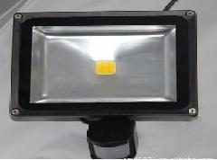 China Infrared sensor 50W LED floodlight on sale