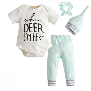 Semi - Comb High Demand Baby Clothing , NewBorn White Baby Clothes