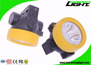 China Factory Supply Cheap High Quality Li-ion Battery Coal Mining Safety Lights Cordless Headlamp on sale
