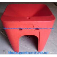 rotomoulded plastic basin (construction)