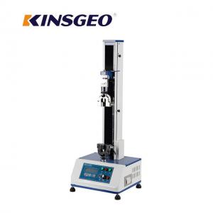 China Tape Plastic Precise Universal Testing Machines / Desktop Tensile Testing Machine on sale
