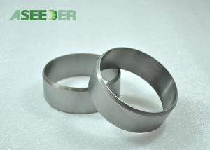 China High Hardness Carbide Bushing Sleeve Bearing For Oil Industry / Pump on sale