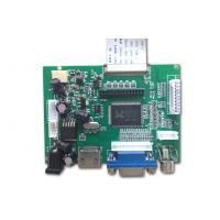Industrial LCD Panel Parts LCD AD Board For DVD Player / Tablet PC