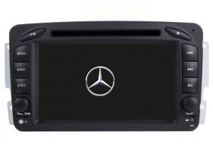 China Mercedes Benz C-Class Android 9.0 Car DVD Player with GPS Navigation Support OBD Iphone Mirror Link BNZ-7527GDA on sale