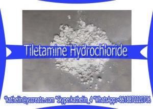 China Dissociative Anesthetic Powder Tiletamine Hydrochloride Pain Killer CAS:14176-50-2 on sale