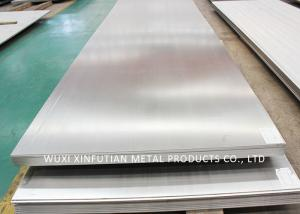 China 2205 Duplex Hot Rolled Stainless Steel Sheet Good Fatigue Strength For  Tanks on sale
