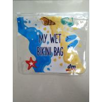 PVC Travel Document Slider Zipper Ziplock Pouch Packing Bags/Clear PVC Ruler Bag / PVC Pen CASE / PVC Stationery Pouch