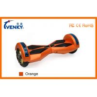 Seatless Smart Self Balance Two Wheel Balance Scooter With Led Light Bluetooth Remote Key