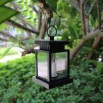 センサーLEDの庭Umbrellarのための太陽蝋燭ランプ5lmの模造きらめきのフラッシュ