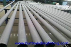 China Alloy 32750 Duplex Stainless Steel Pipe 2 1/2 inch STD For Oil on sale