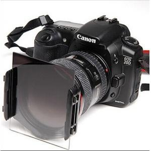 China 58mm GND Digital Camera Lens Filters Schott B270 For Canon Nikon Sony Camera on sale