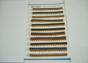 China High Performance Professional Shoe Welt , Real Leather Ribbon Trim on sale