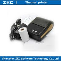 China 80mm Portable Receipt Printer Bluetooth Thermal Printer For Android System on sale