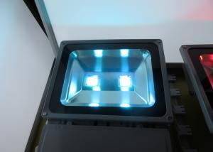 China CREE COB Outdoor LED Flood Light RGB Color Led Floodlight IP65 on sale
