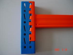 China NOVA Economical Logistics Equipment Warehouse Racking 50.8mm Pitch supplier