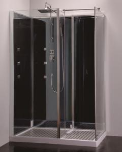China New whole sale walk in glass shower room bathroom shower cubicle shower cabin on sale