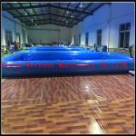China colorful Customized Inflatable Swimming Pool , PVC Pool , Large Inflatable Pool for Sale wholesale