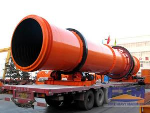 China Best Price River Sand Dryer for Sale on sale