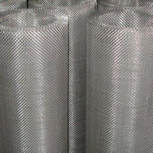 China Stainless Steel Wire Fabric (SS304, 304L, 316, 316L),Plain/Twill Weave Stainless Steel Wire Mesh on sale