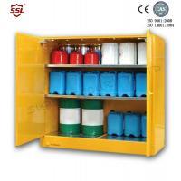 China meubles de rangement chimiques en acier d'équipement de 1.2MM pour Minel/laboratoire/actions énormes de tambours on sale