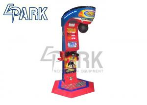China Amusement Prize Redemption Games , Big Punch Arcade Game Machine on sale