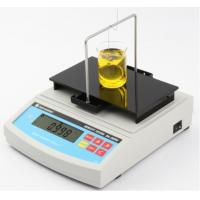 LCD Displaying Specific Gravity Measuring Equipment Stainless Steel Measuring Hook