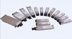 Quality CISCO Compatible SFP + Optical Transceiver with LC Connector For Fiber Channel for sale